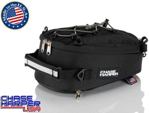 Chase Harper 450 USA Tail Bag - Water-Resistant