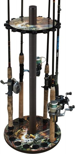 Rush Creek Creations 16 Round Fishing Rod