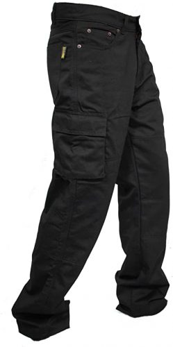 Newfacelook New Motorcycle Working Cargo Trouser Jeans Pants