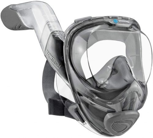 WildHorn Outfitters Seaview 180° - V2 Full Face Snorkeling Mask
