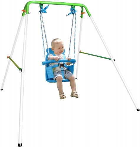 Sportspower My First Toddler Swing - Heavy-Duty