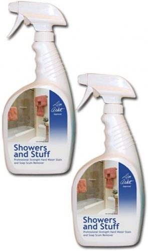 Don Aslett (2x32oz) Showers and Stuff