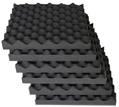 Acoustic Foam Tiles by IZO All Supply