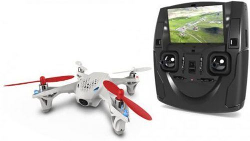 X4 H107D Drone from Hubsan - Mini Drones with Camera