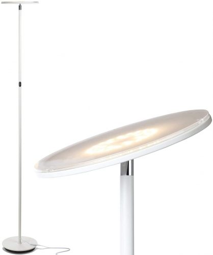 Brightech Sky LED Torchiere Floor Lamp