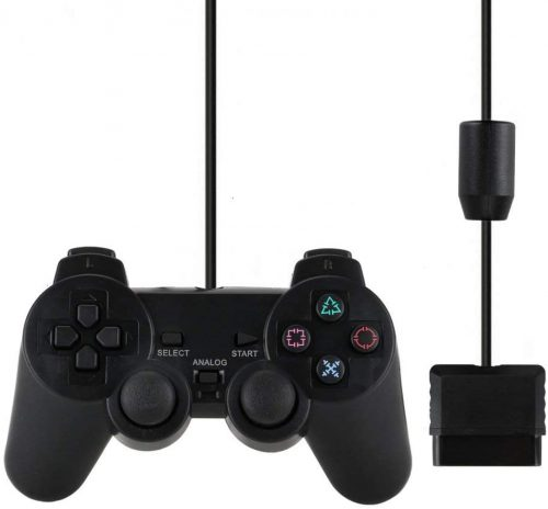 Qmet PS2 Wired Controller