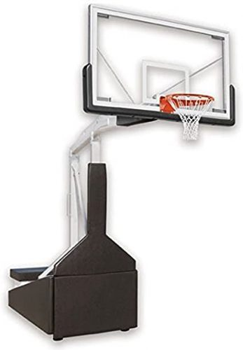 First Team Tempest Triumph Portable Adjustable Basketball Hoop