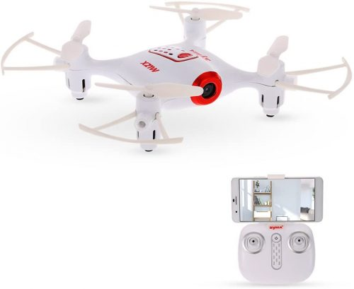 Syma X21W Mini Quadcopter with WIFI