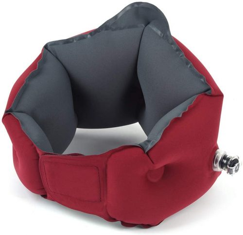 Inflatable Travel Pillow for Airplane - Travel Air Neck Pillows
