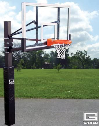 Gared Endurance Basketball Playground System with 6' Extension