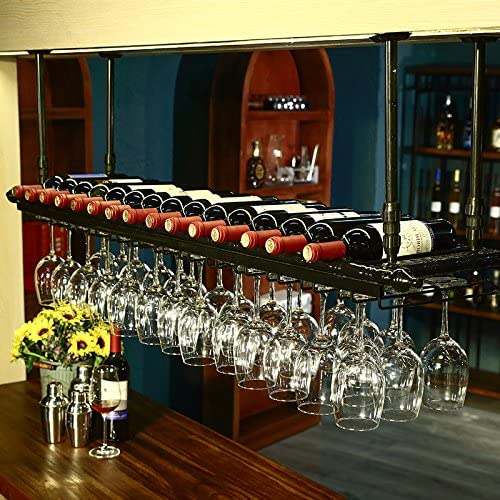 WGX Wine Bar Wall Rack