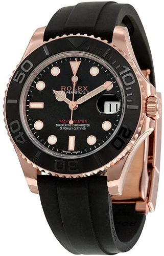 Rolex Yacht-Master Automatic Black Dial