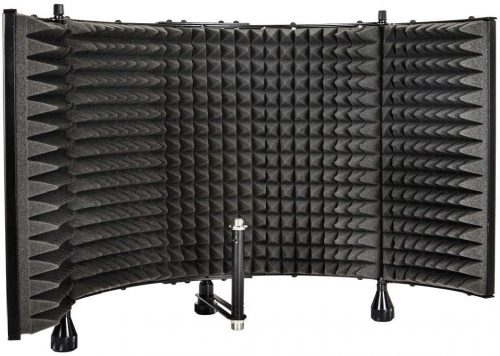Microphone Isolation Shield by Monoprice