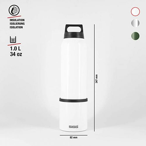 Sigg Classic Thermo Water Bottle