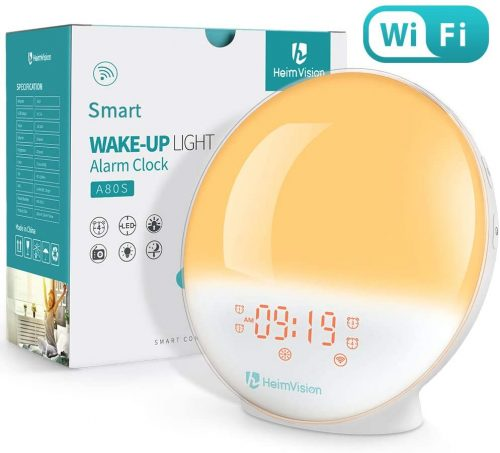Sunrise Alarm Clock by HeimVision