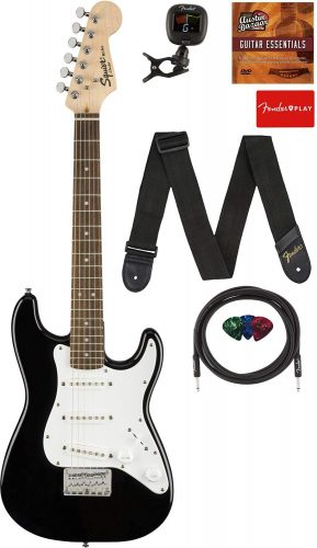 Kids Electric Guitar with Beginner Kit by WINZZ