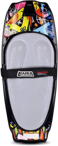 Leader Accessories Kneeboard with Integrated Hook for Kids and Adults