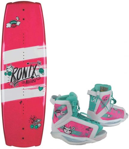 Ronix 120 - August Wakeboard Kid's Package w/August Boots