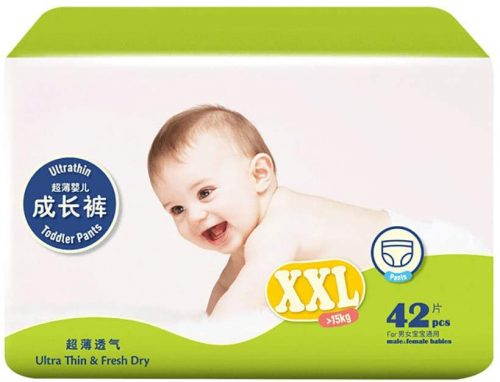 Newborn Infants Ultra-Thin Breathable Disposable