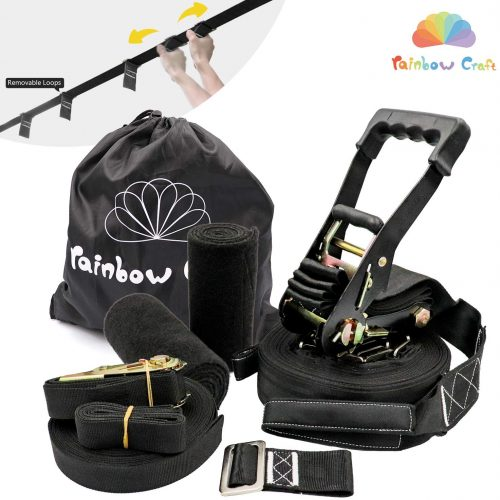 Rainbow Craft Ninja Climbing Attachments