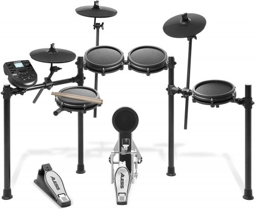 Nitro Mesh Drum Kit by Alesis