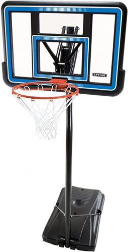 Lifetime 90023 Portable Backboard Basketball System, 44-Inch