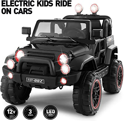 Fitnessclub Electric Cars for Kids
