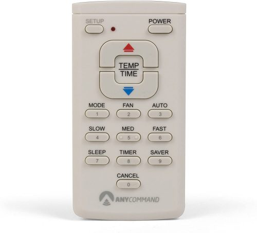 AnyCommand ACR-10 Universal Air Conditioner Remote Control for Window Air Conditioners