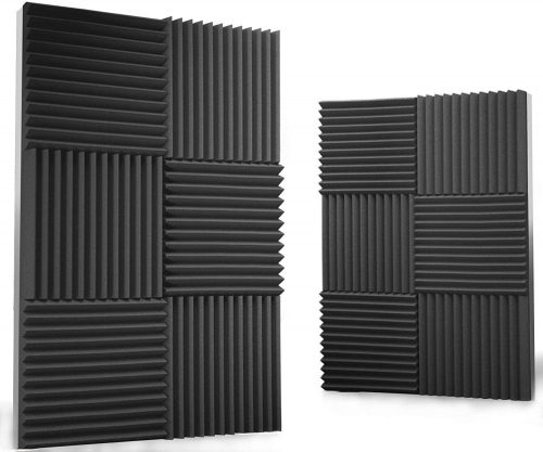 Acoustic Foam Panels by Siless