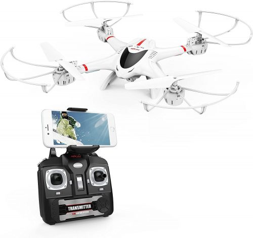 DBPOWER X400W Mini Drone with Camera