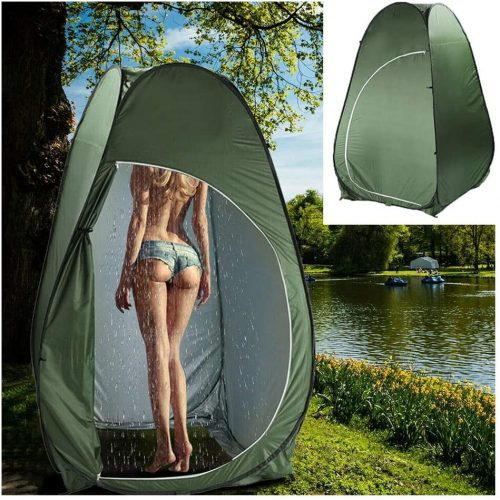 Pop Up Changing Room Privacy Tent