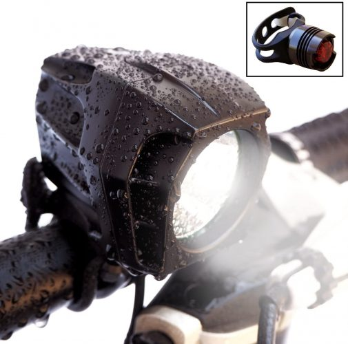 Bright Eyes 1600 Rechargeable Bike Light