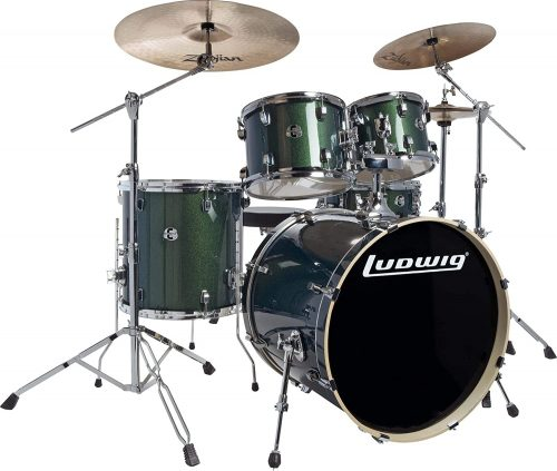 Element Evolution Drum Set by Ludwig
