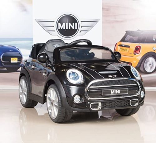 BigToysDirect Mini Cooper Kids Electric Ride-On