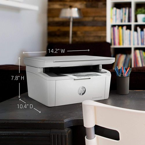 HP LaserJet Pro M29w Wireless All-in-One Laser Printer (Y5S53A) Style:Printer