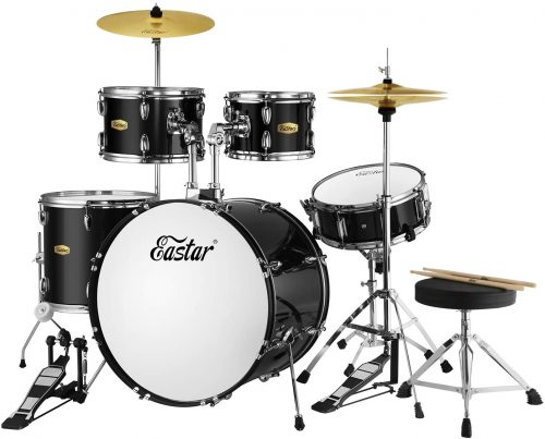 EDS-485B Drum Set Kit by Eastar