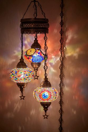 CopperBull Hanging Ceiling Lamps