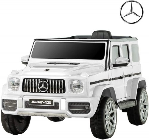 Uenjoy Licensed Mercedes-Benz G63 Kids Electric Ride-On