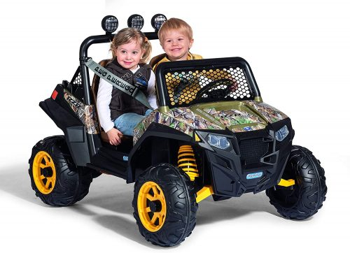 Peg Perego Polaris RZR 900 CAMO Ride On