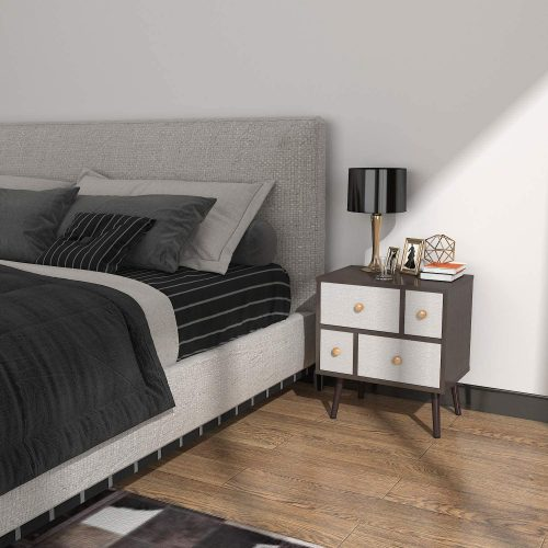 Lifewit Small Nightstand