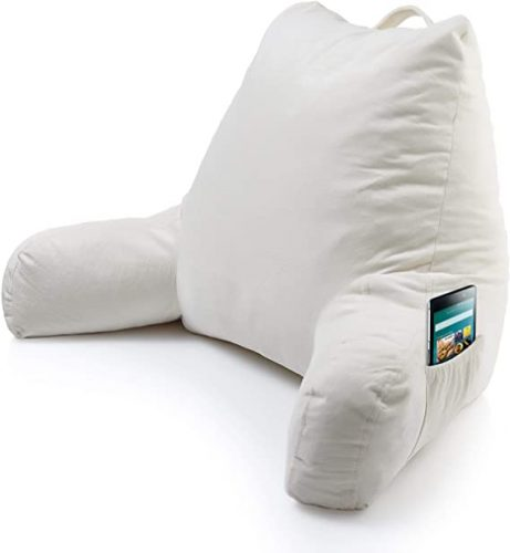 Keen Edge Foam Reading Pillow