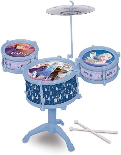 Frozen 2 Drum Set by What Kids Want