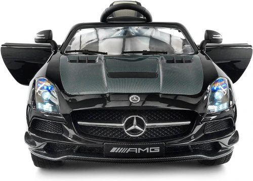 Carbon BLACK SLS AMG Mercedes Benz Car