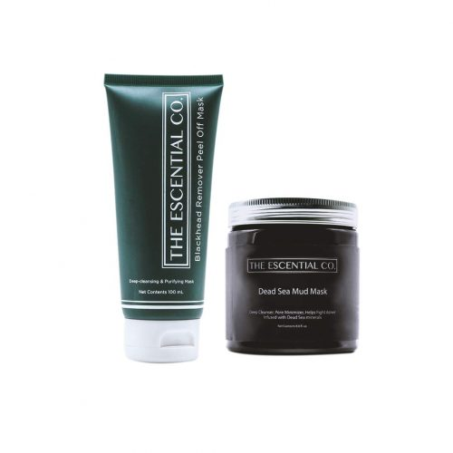 The Escential Co. Care Face Mask Bundle
