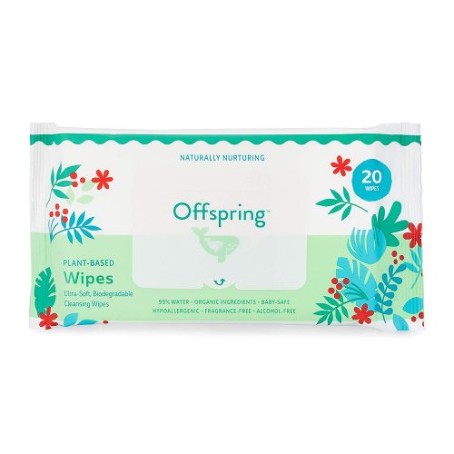 Offspring - Value Pack - New - Plant-Based Baby Wipes