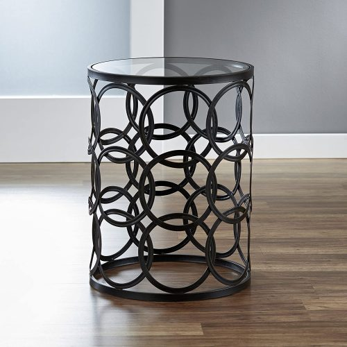Interlocking Circles Accent Table by FirsTime & Co.