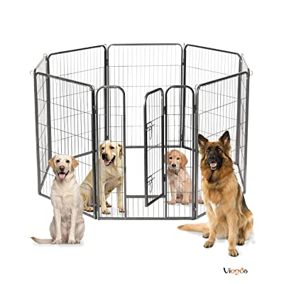 Fence Playpens for Dogs by VIAGDO
