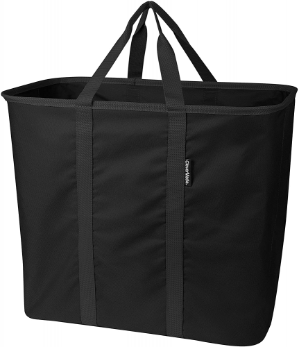 CleverMade SnapBasket Laundry - Reusable Grocery Bags