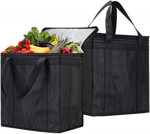 NZ Home Insulated Grocery Bags - Reusable Grocery Bags