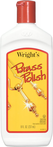 Wright Brass Polish Cleaner